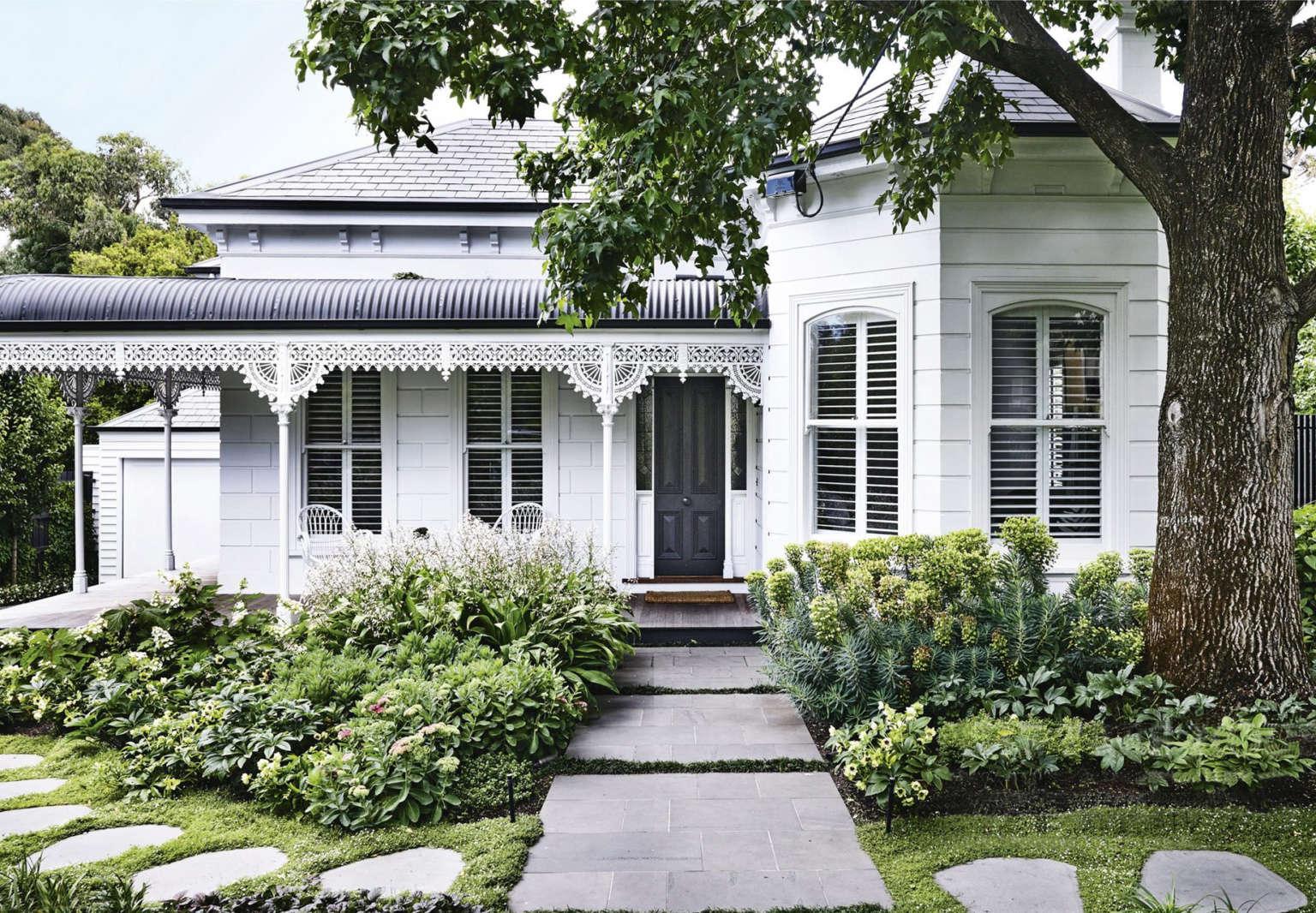 การจัดสวนสำหรับบ้านที่มีพื้นที่เล็กๆ